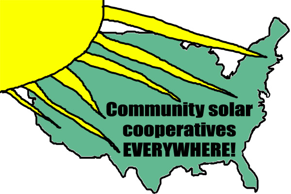 SOLAR COOPERATIVES EVERYWHERE!