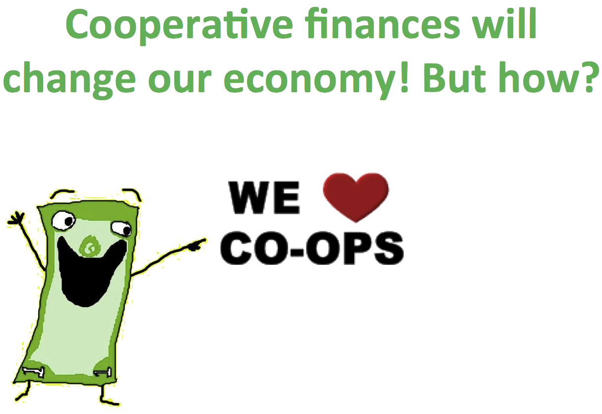 Did you know credit unions are actually financial cooperatives, owned by the members who have accounts?