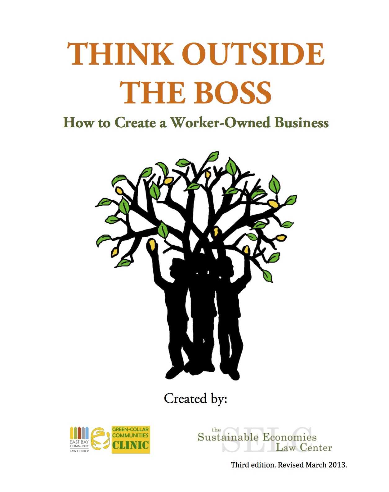 Think Outside the Boss Manual!