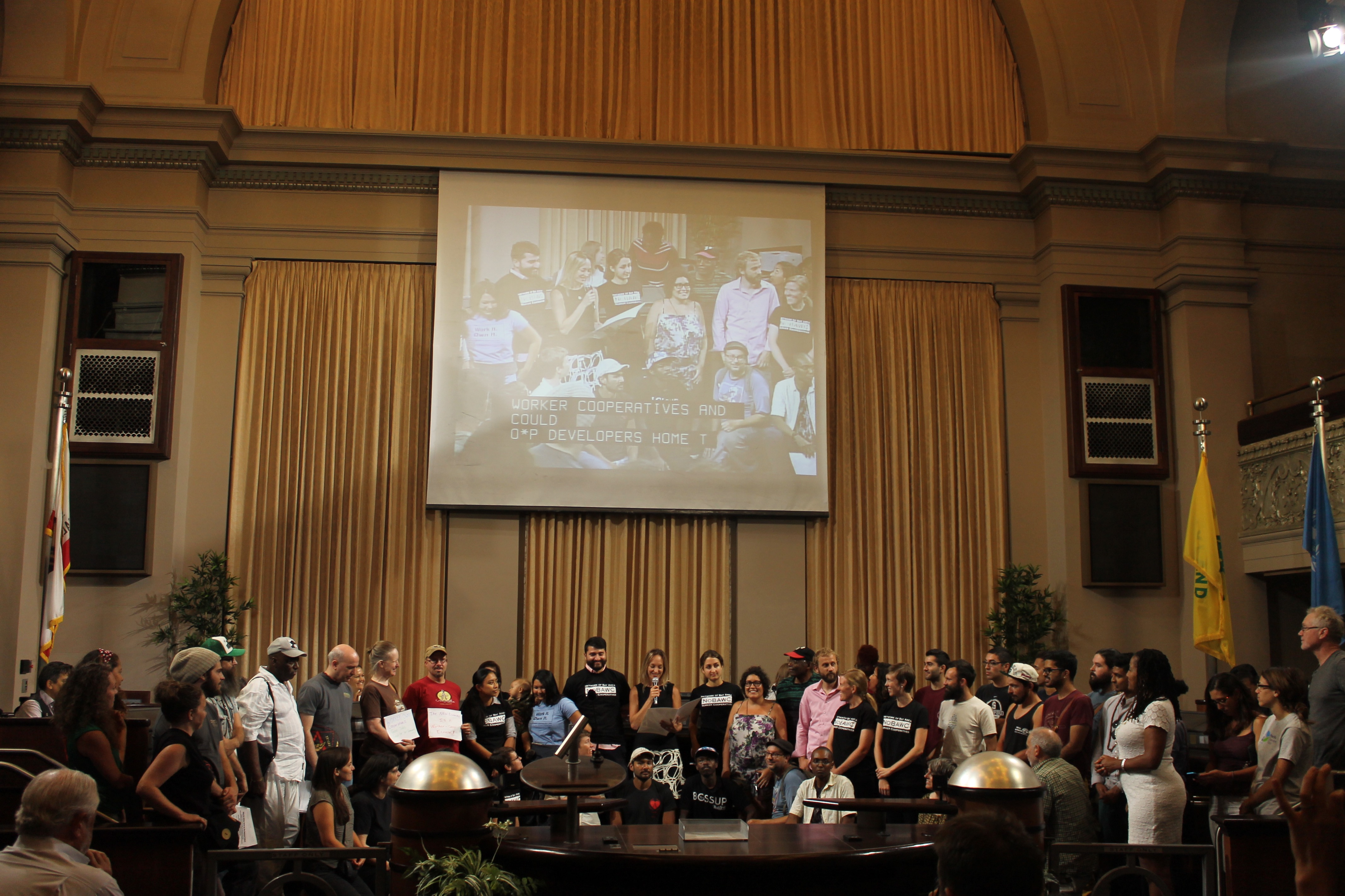 Oakland Passes Resolution in Support of Worker Cooperatives