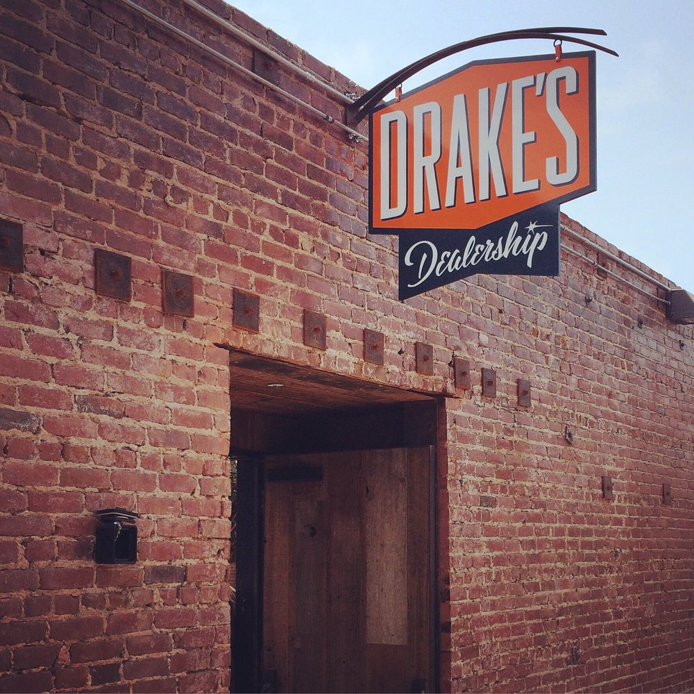 Drakes! It's right behind Impact HUB Oakland!