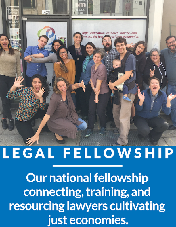 Learn about our national Legal Fellowship program!
