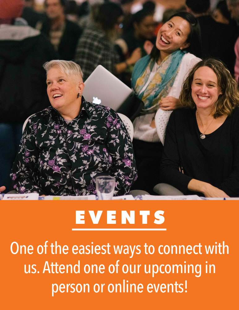 Join us at one of our upcoming events!