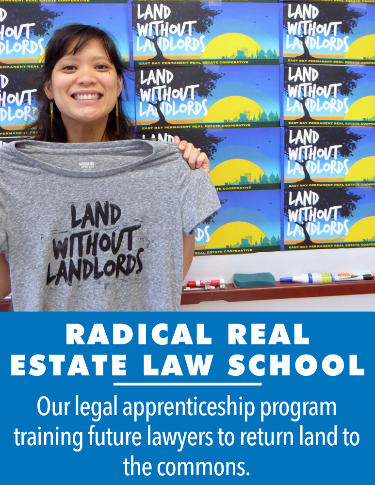 Join our Radical Real Estate Law School Community