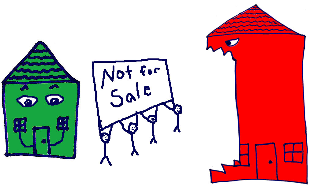 Homeownership is Dead! Long Live the Permanent Real Estate Cooperative!