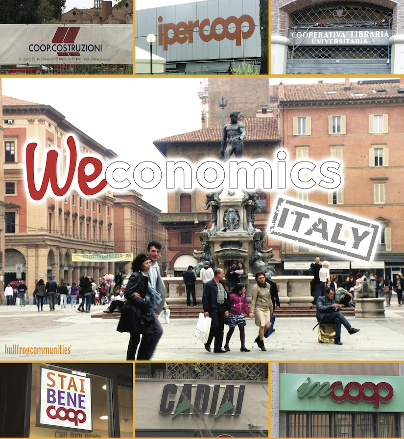 Weconomics: the power of cooperative economies