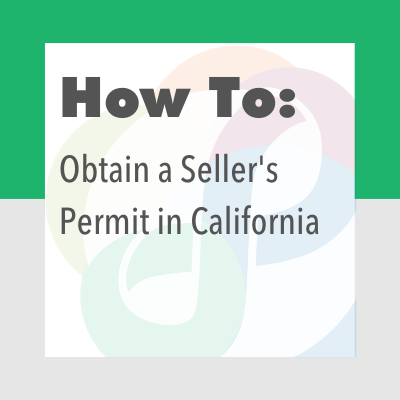 How to Obtain a Sellers Permit