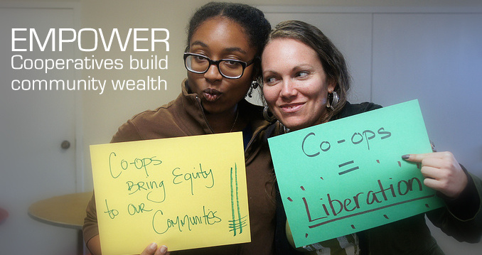 Cooperative economies are liberating!