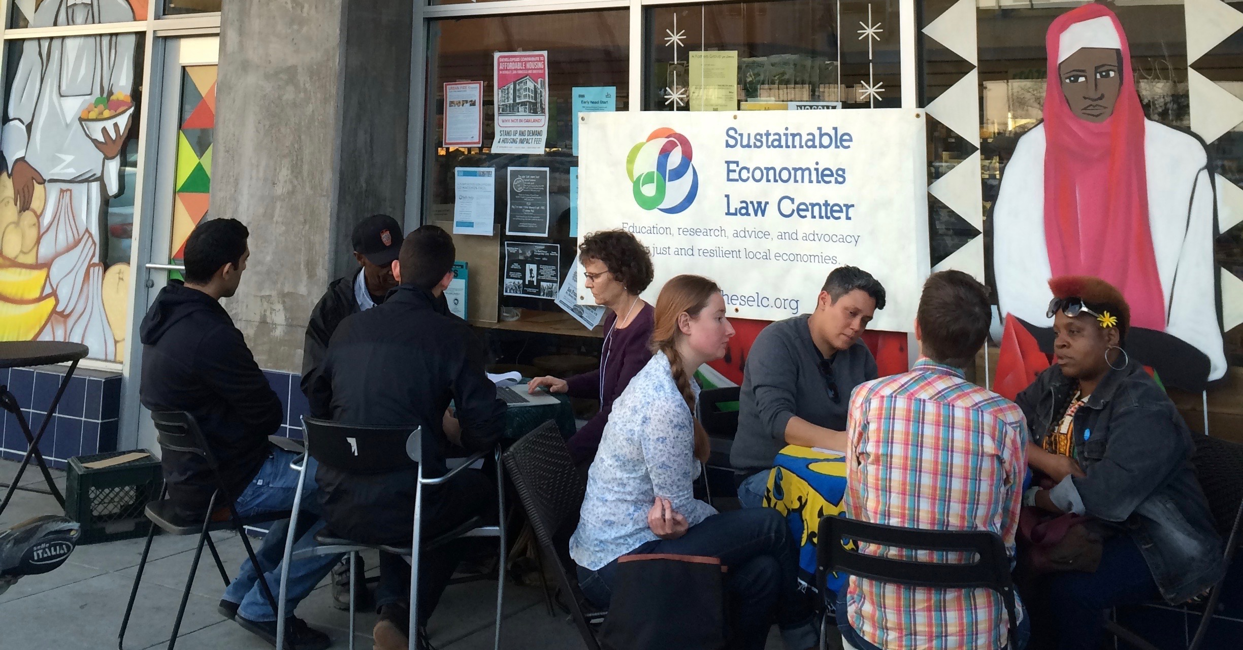 Resilient Communities Legal Cafe