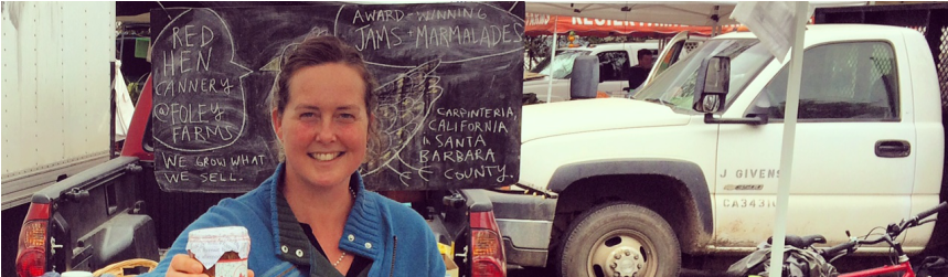 Maureen Foley of Red Hen Cannery