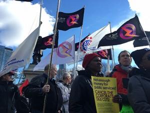 Rally for Ontario