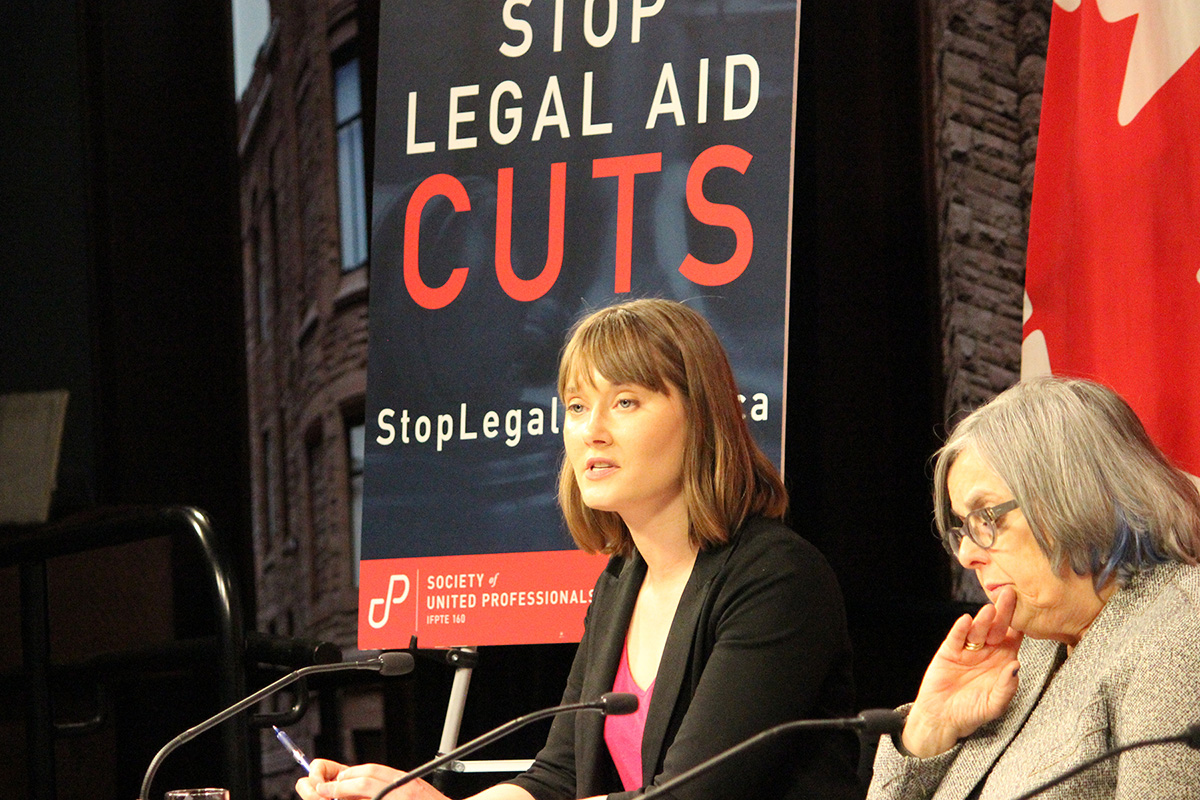 Stop Legal Aid Cuts