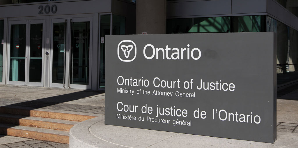 Society Member Appointed to Ontario Court of Justice