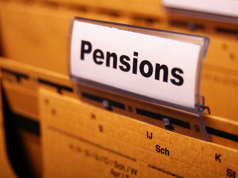Federal regulator suspended transfer of commuted pensions