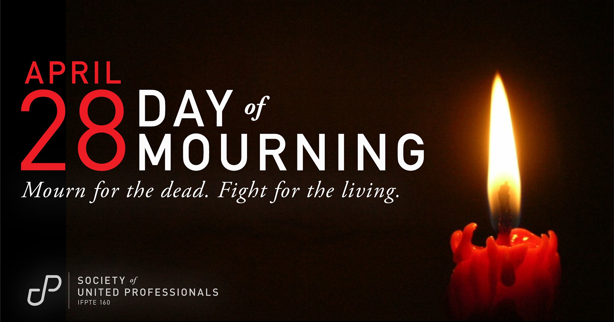 Day of Mourning Focused on COVID-19 Workplace Health and Safety