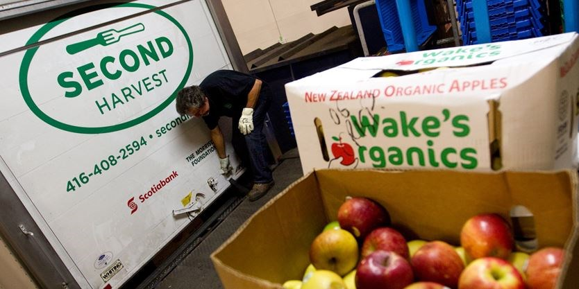 Society Supporting Local Food Banks and Shelters