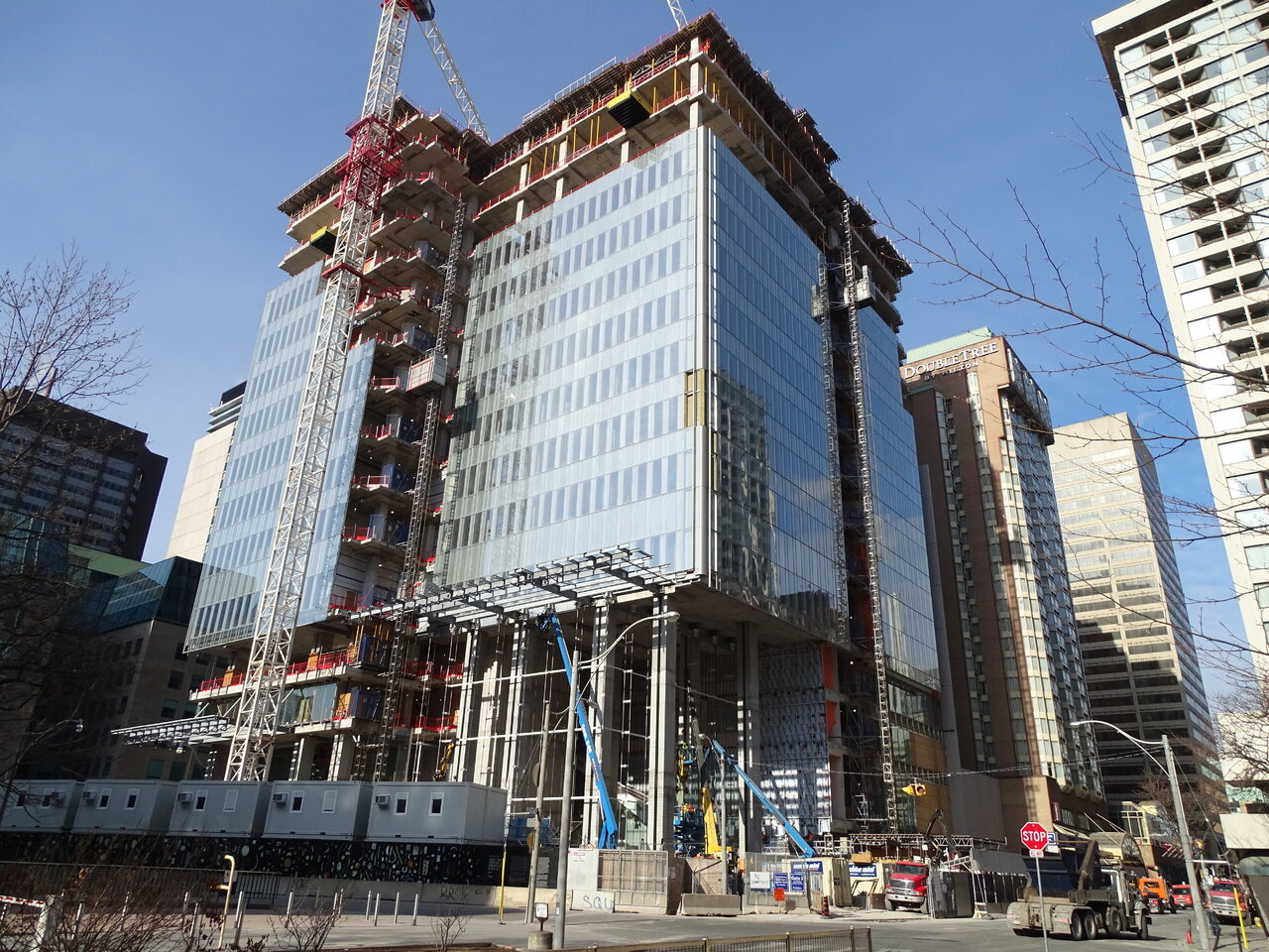 Society Raised Health and Safety Issues with New Toronto Courthouse Plan