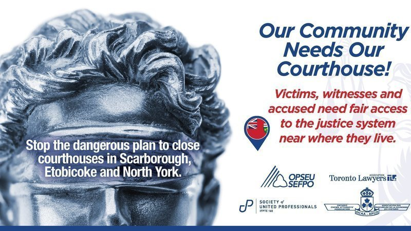 Support the Save Courthouses campaign