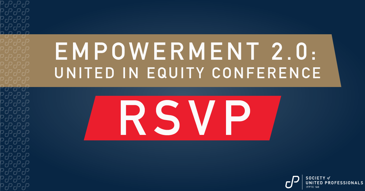RSVP: Empowerment 2.0! United in Equity... Virtually
