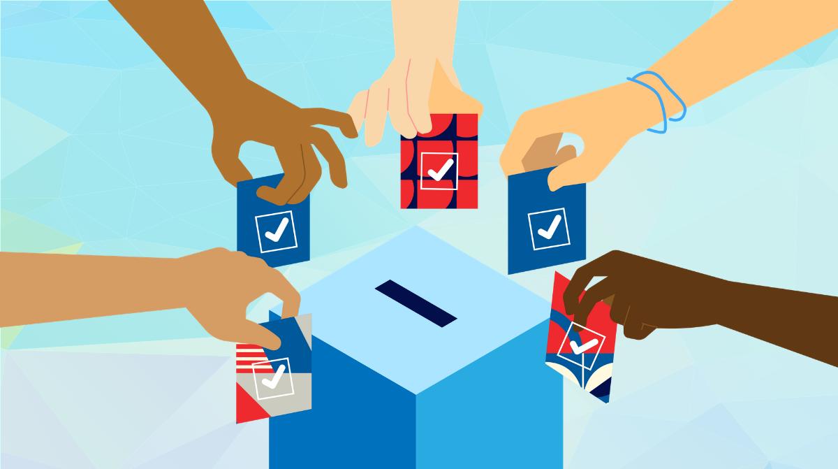 Executive Vice-President Election, Voting Open Nov. 17 to Dec. 1