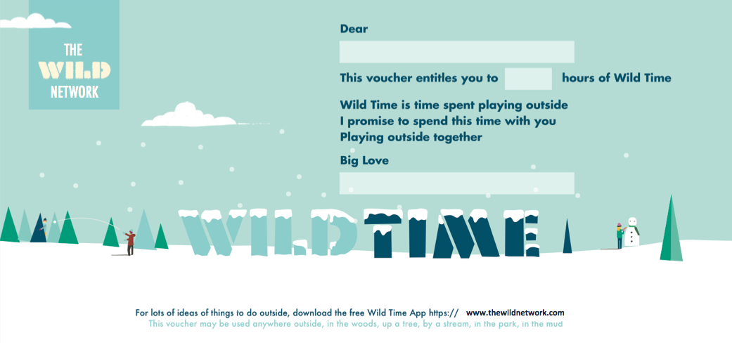 wildtime voucher