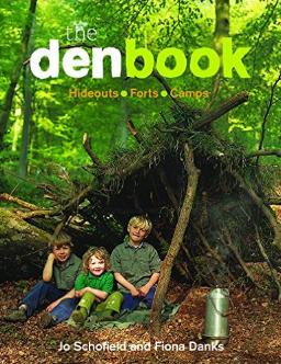 Going Wild Den Book