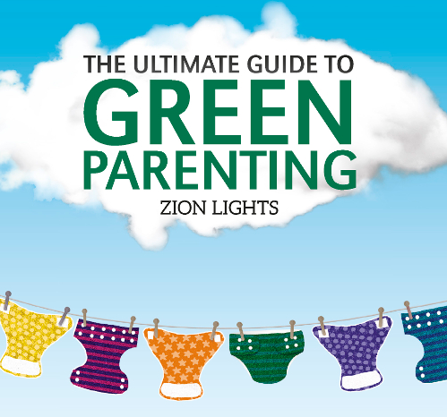 Green Parenting Book Cover