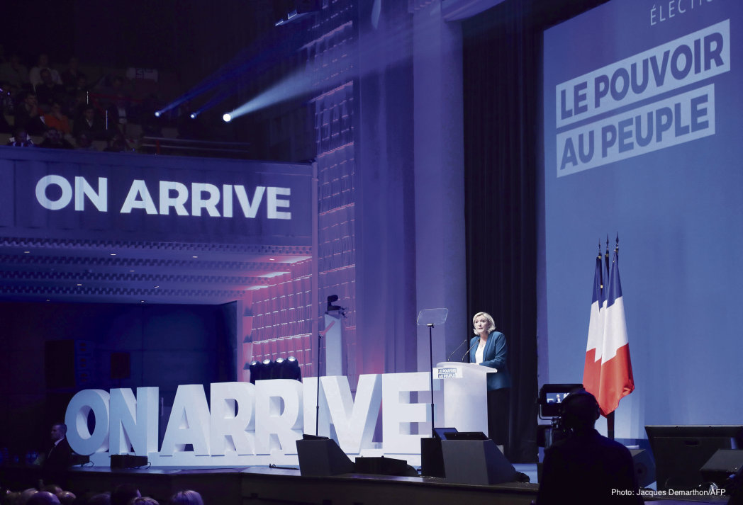 Tribune Thierry Masson Rassemblement national