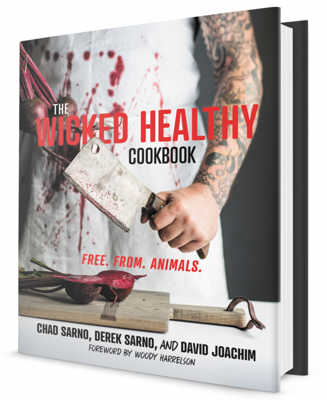 Wicked Healthy Cookbook