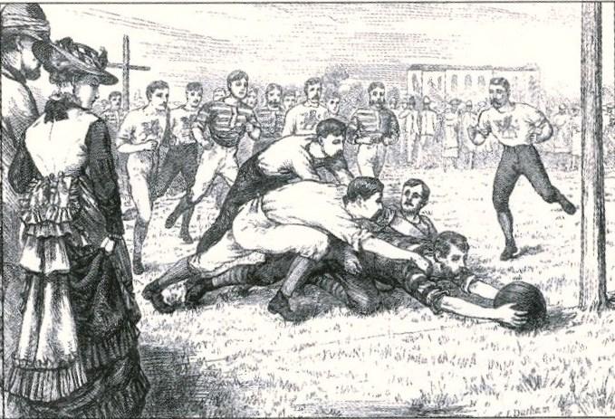 Rugby en Calcuta