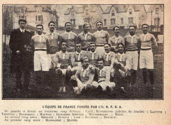 Francia 1910