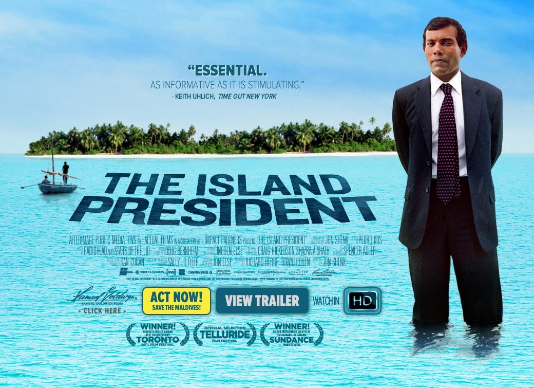 Island President Film Cover