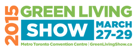 Green Living Show 2015 Logo
