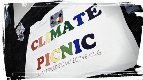 Clmatepledgecollective Climate Picnic Banner