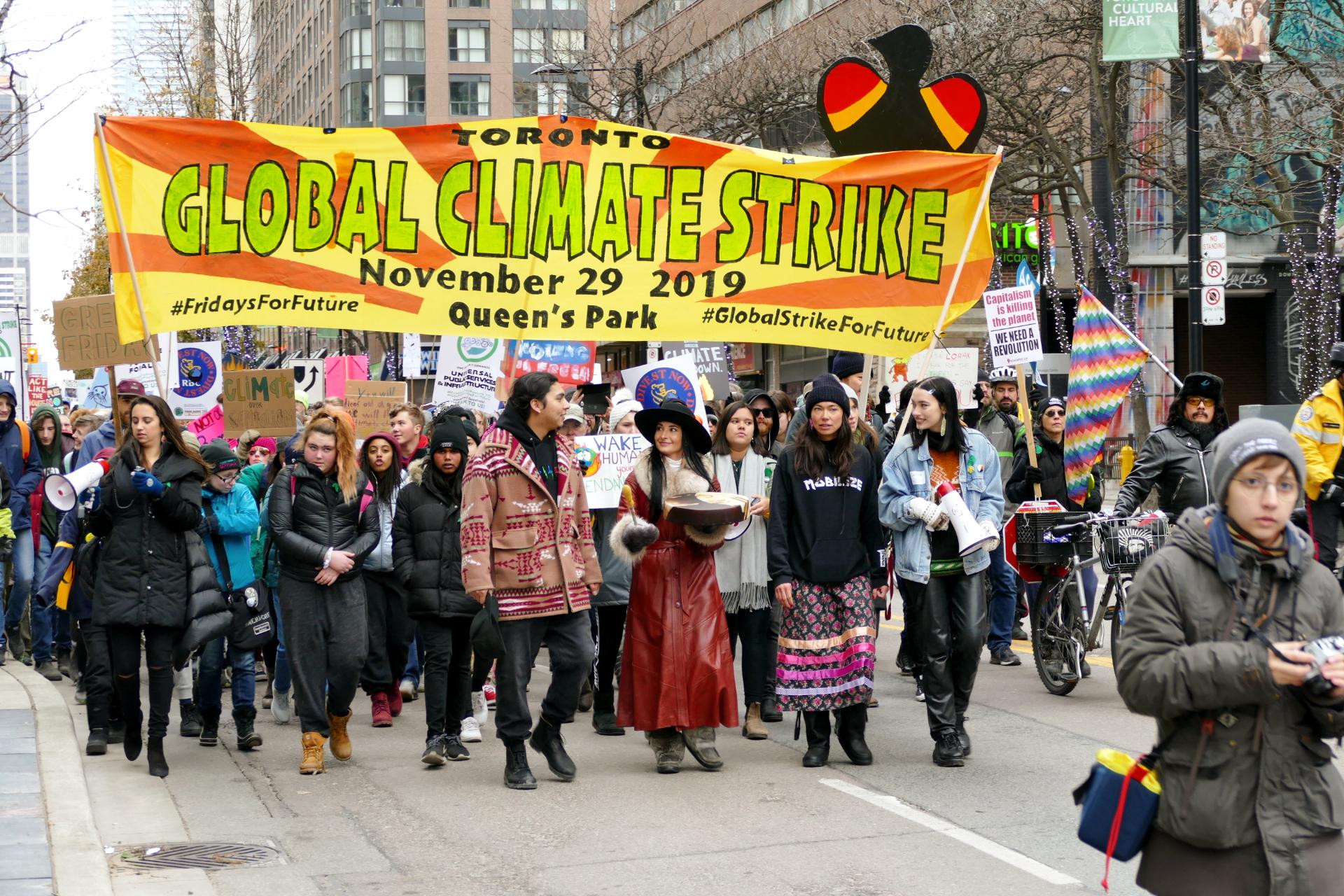 Climate Strike November 2019