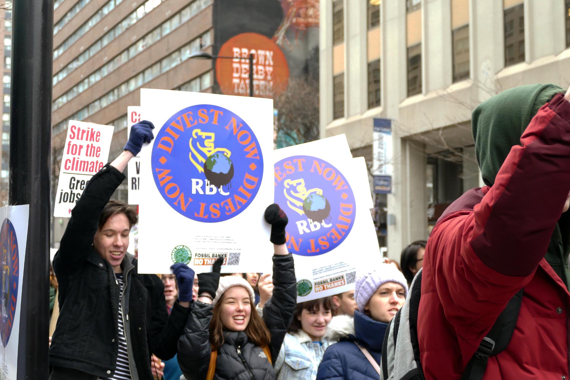 Divest RBC Action November 2019