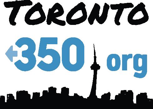 toronto350 skyline logo