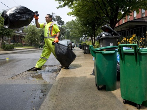 Update: Rob Ford battles council on privatizing trash pick