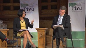Mayoral Environmental Debate, Tory and Chow