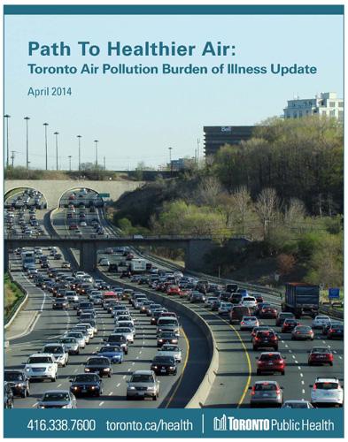 Toronto Public Health Report