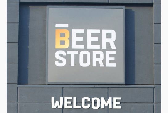 </br><b>VINCE TALOTTA / TORONTO STAR </br> The Beer Store in Etobicoke: 'the deposit return system costs municipal ratepayers and provincial taxpayers</br>nothing.'</b>