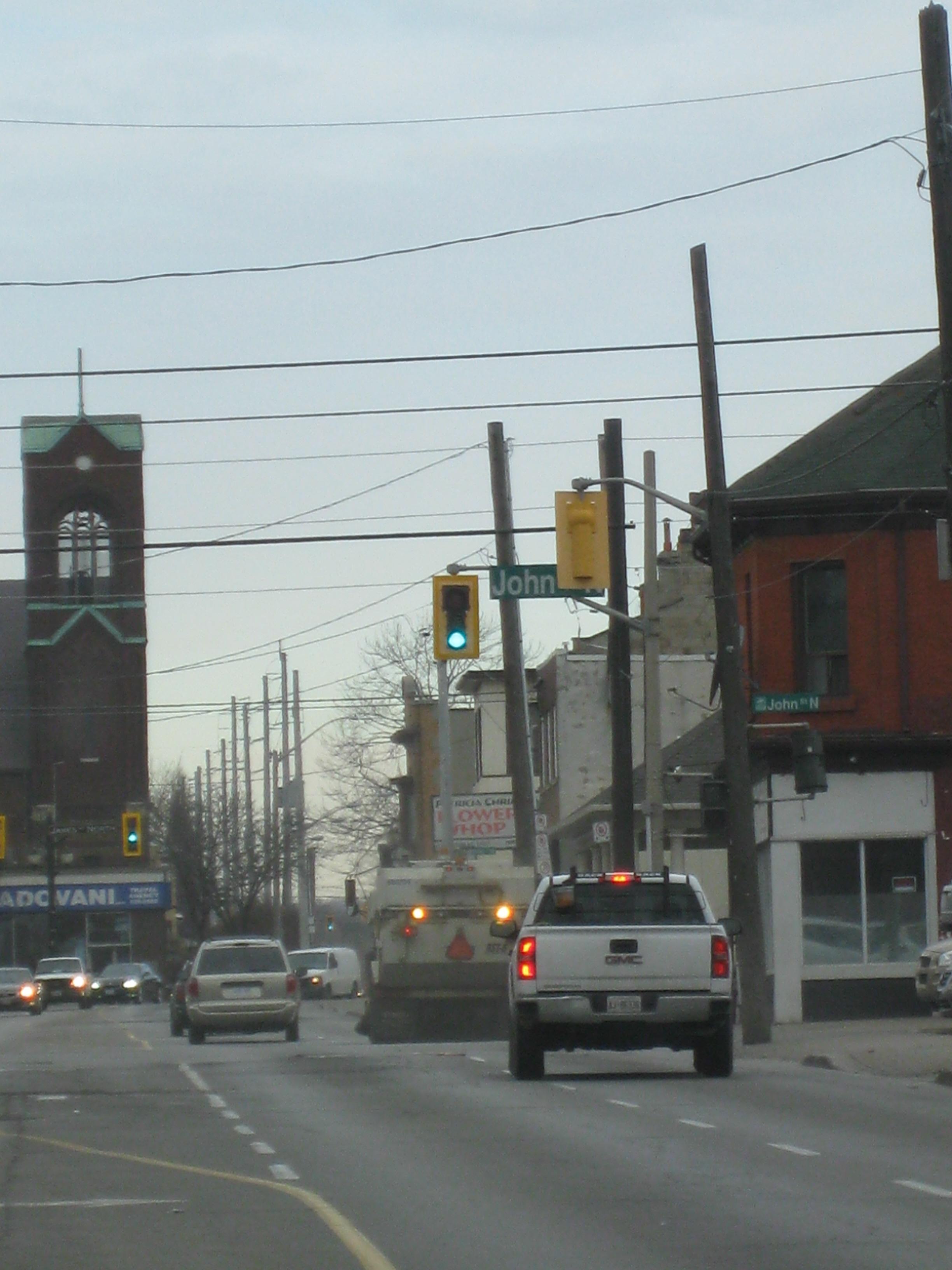 Downtown Hamilton