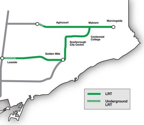 Sheppard East LRT