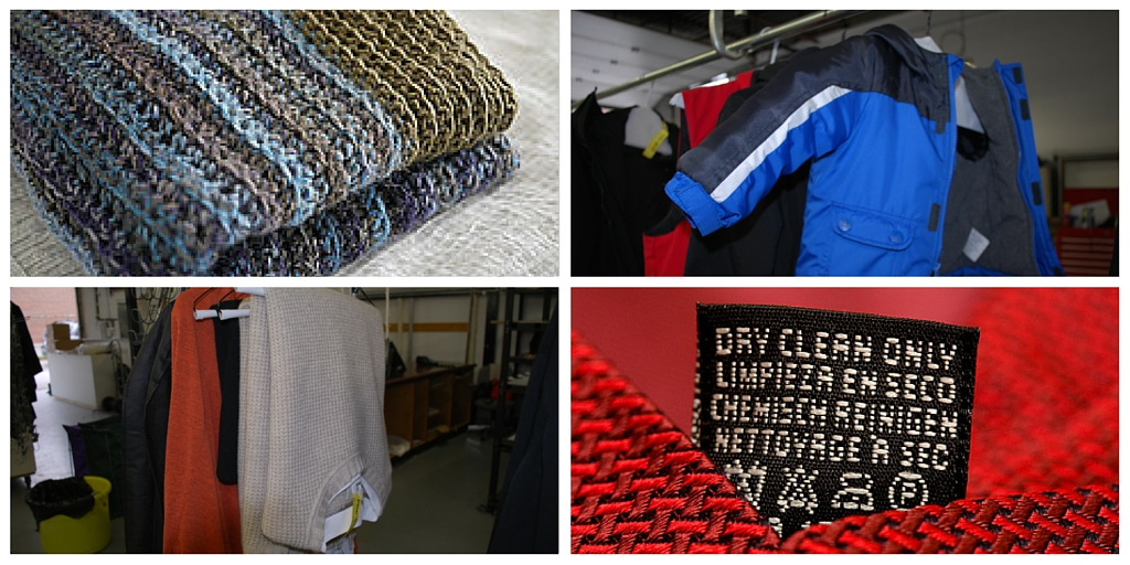 Knits, coats, jackets, scarves, suits and more can all be cleaned with wet cleaning
