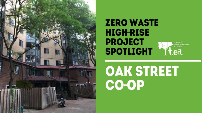 Zero Waste High-Rise Project Spotlight: Oak Street Co-Op