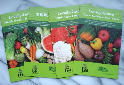 Cultural Food Guides