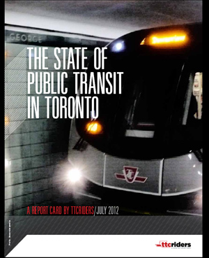 TTCriders: State of Public Transit