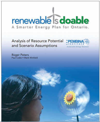 Report Cover: Renewable is Doable
