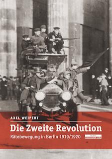 """Libro.La segunda revolución"""" de Axel Weipert Cover_Zweite_Revolution"""
