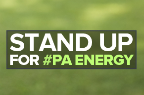 Tom Corbett: Stand Up for #PAEnergy